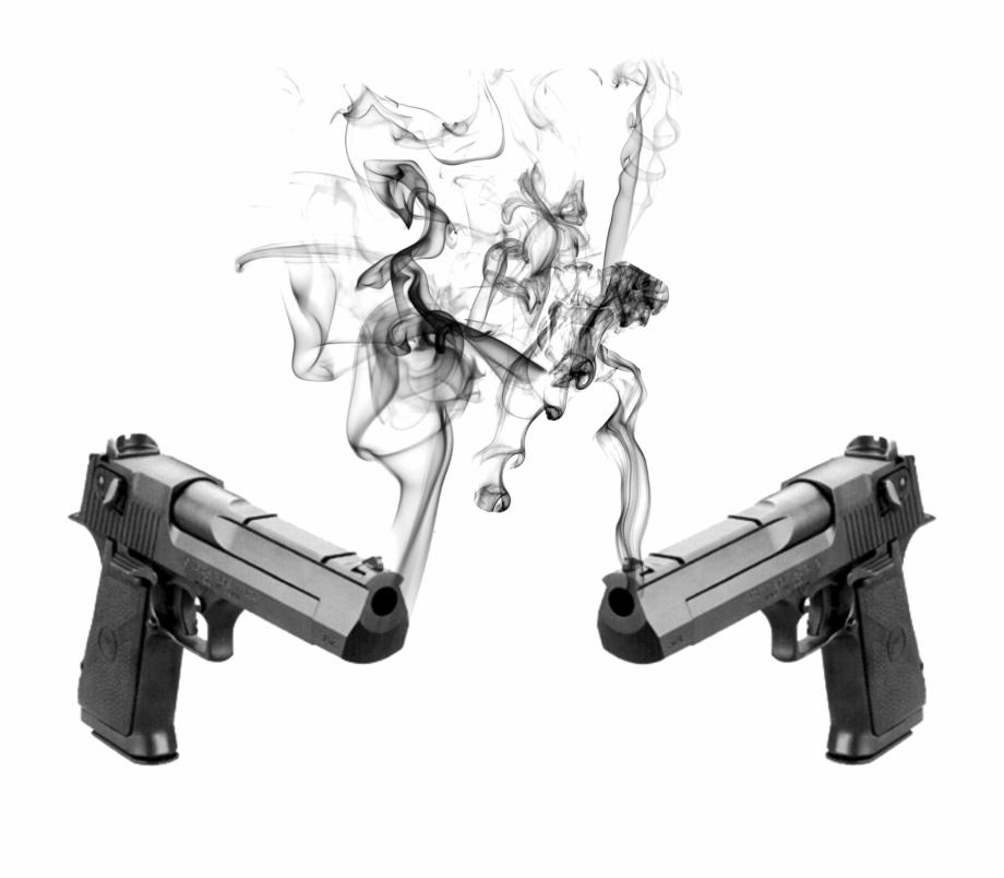 Smoking Gun Png.