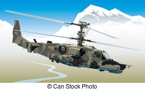 Helicopter gunships Clip Art Vector Graphics. 49 Helicopter.