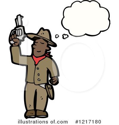 Gunslinger Clipart #1217180.