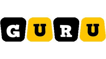 Guru Logo.