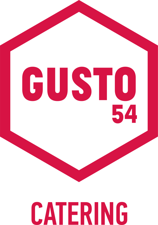Gusto 54 Catering.
