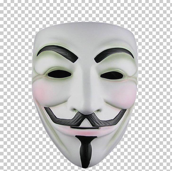 V For Vendetta Gunpowder Plot Guy Fawkes Mask Anonymous PNG, Clipart.