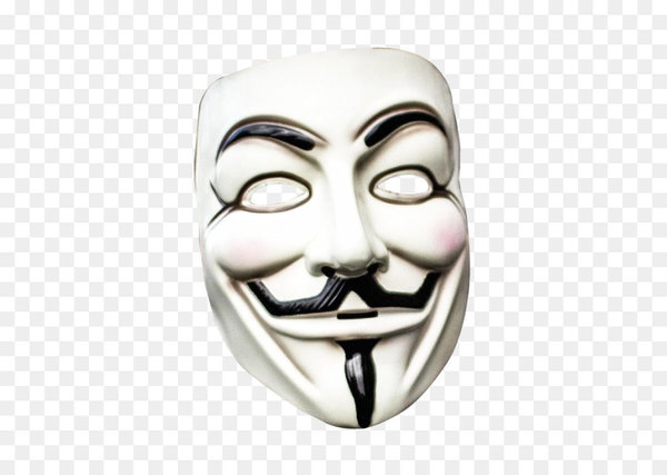 Guy Fawkes mask Anonymous Gunpowder Plot.