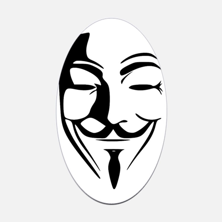 Guy Fawkes Mask Clipart Hobbies Gift Ideas.