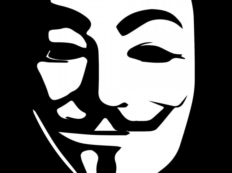Guy Fawkes Mask.