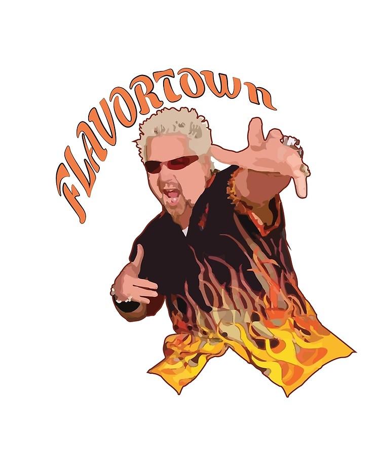 Guy Fieri Flavortown.