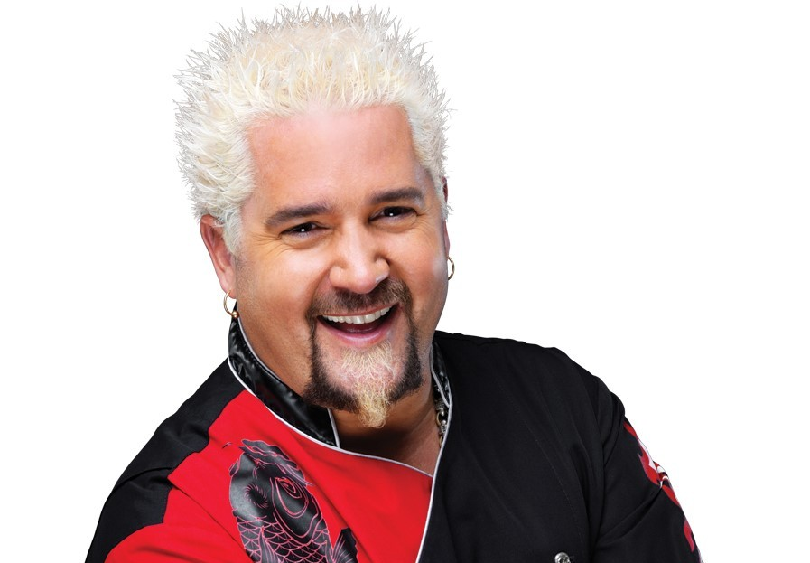 Food Network Chef Guy Fieri, Featured at MetroCooking DC.