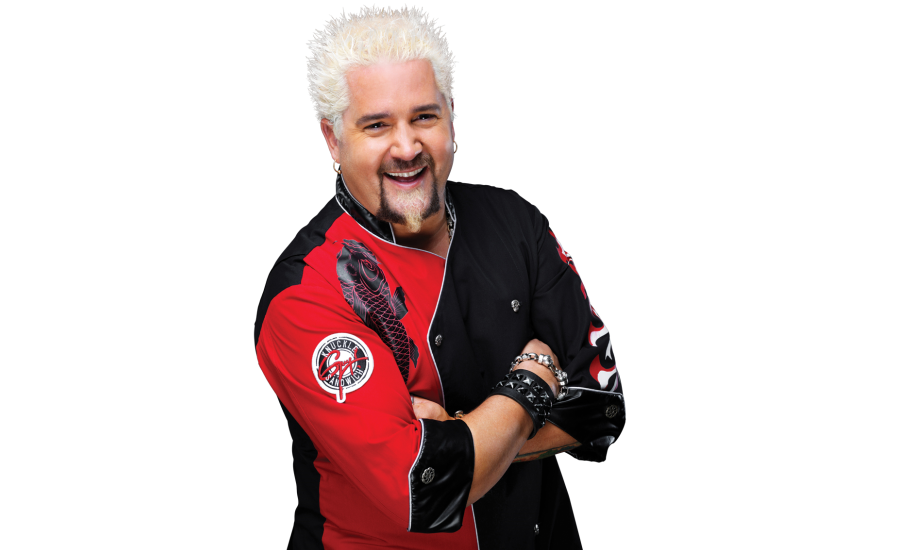 "GAF Announces ""The Eat & Greet with Guy Fieri Sweepstakes""."