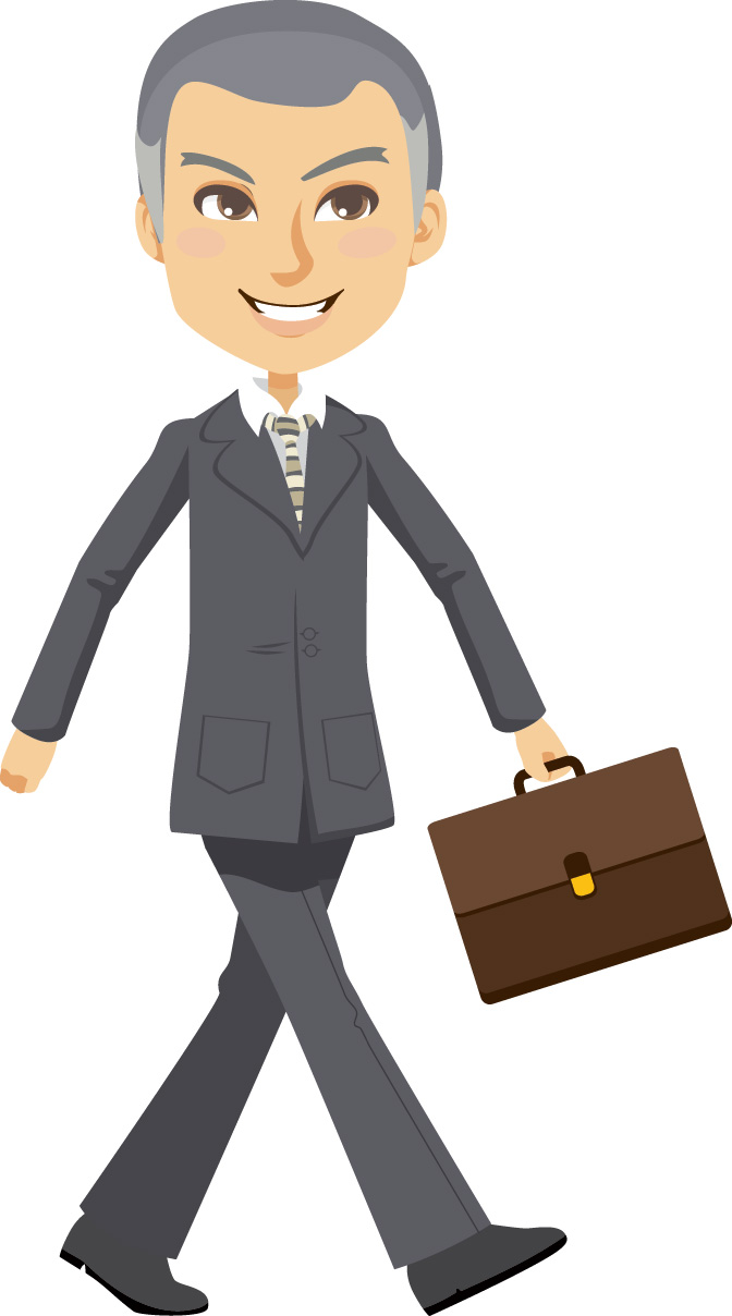 Free Cartoon Man In Suit, Download Free Clip Art, Free Clip.