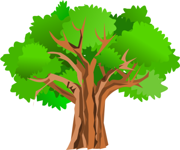 Large Tree Clipart.