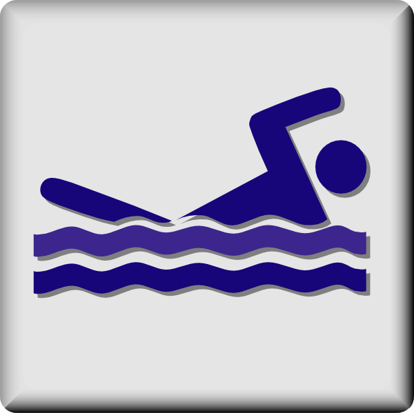 Hotel Icon Swimming Pool Clip Art at Clker.com.