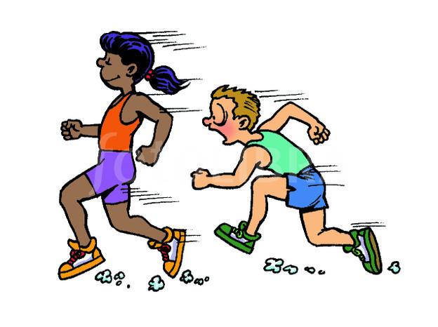 Run Cartoon.