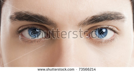 Eye Close Up Stock Images, Royalty.