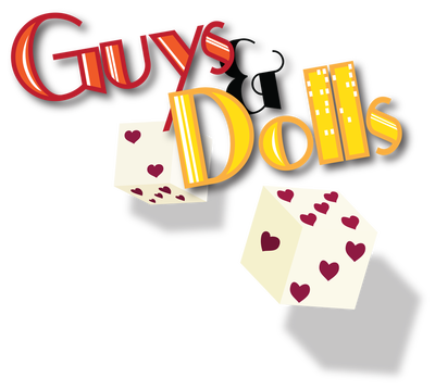 Guys and Dolls Clipart.