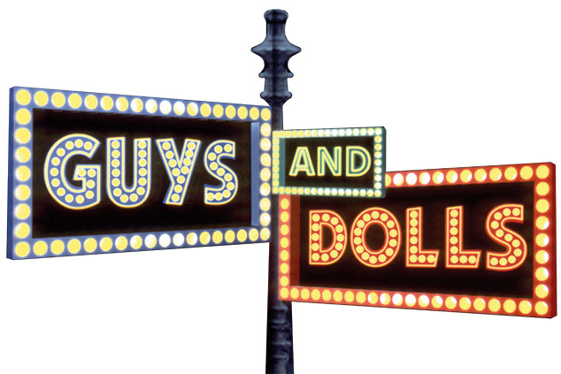 What Guys and Dolls can teach us about investment.