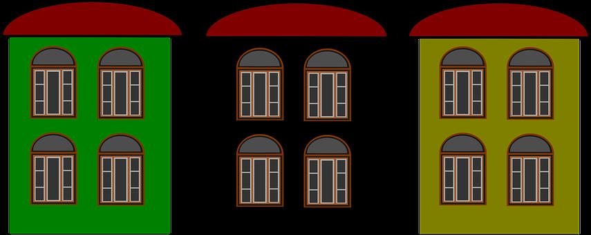 Decorative, Glass, Architecture, Buildings.