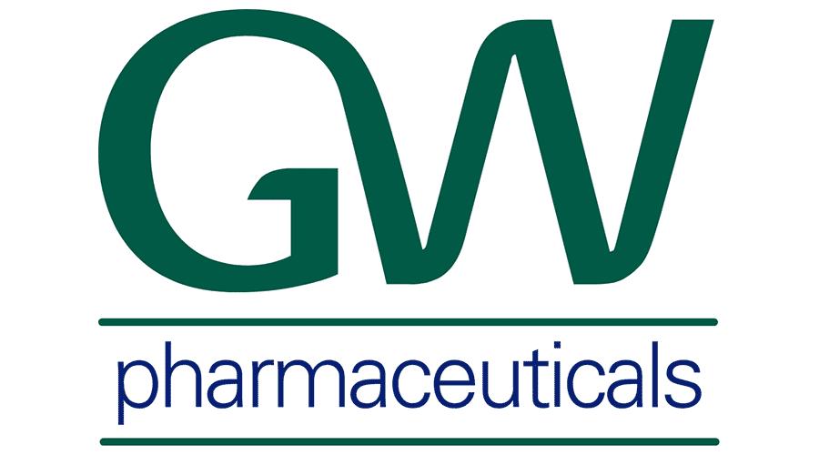 GW Pharmaceuticals Logo Vector.