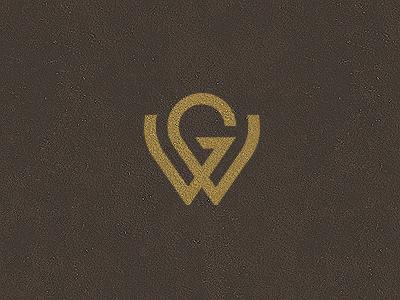 GW Monogram.
