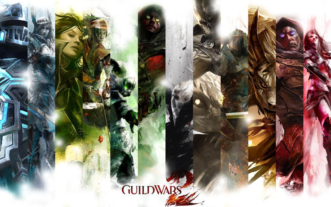 Guild Wars 2 Clipart.