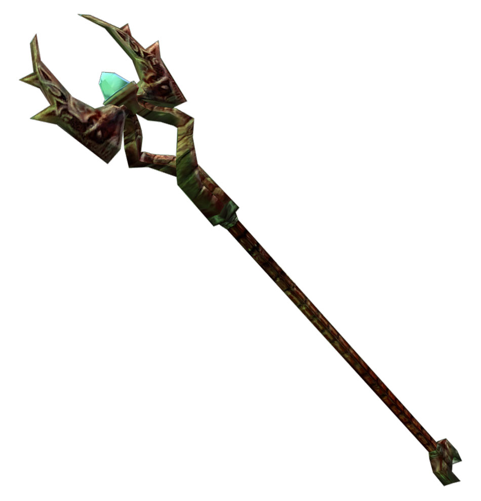 GW to GW2 Lore Speculation: Staff of the Mists.