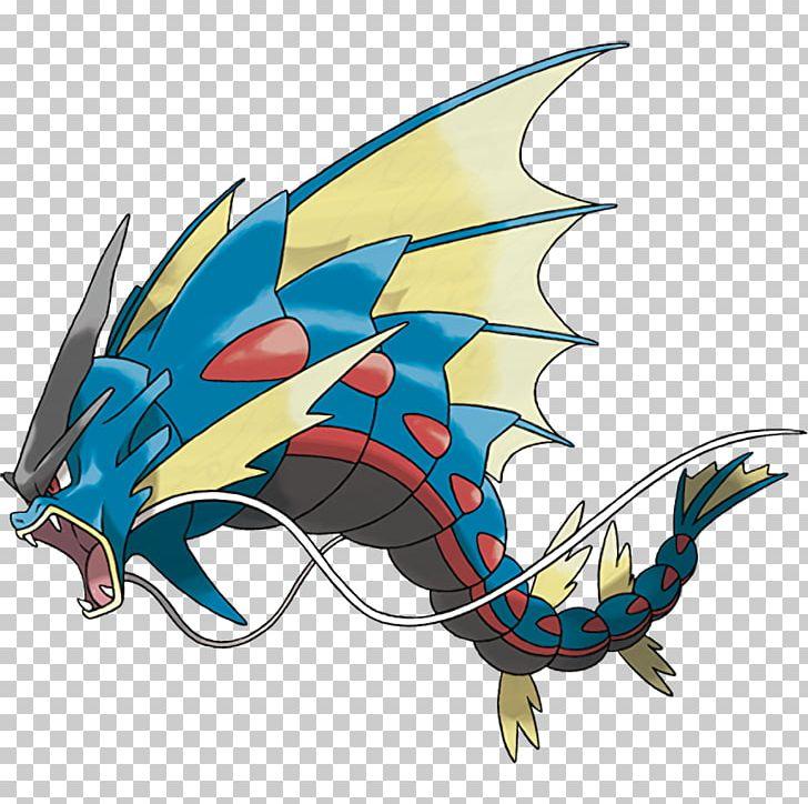 Pokémon X And Y Gyarados Pokédex Magikarp PNG, Clipart, Art, Dragon.