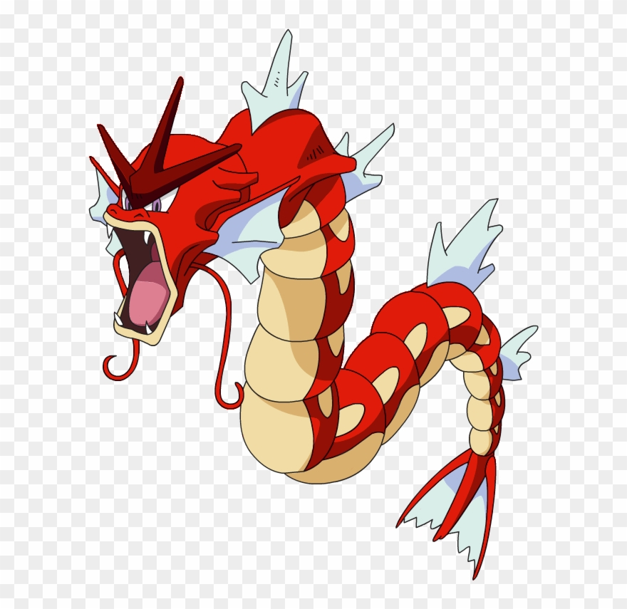 Largest Collection Of Free To Edit Gyarados Stickers.
