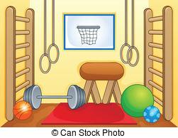 Gym Clip Art Free.