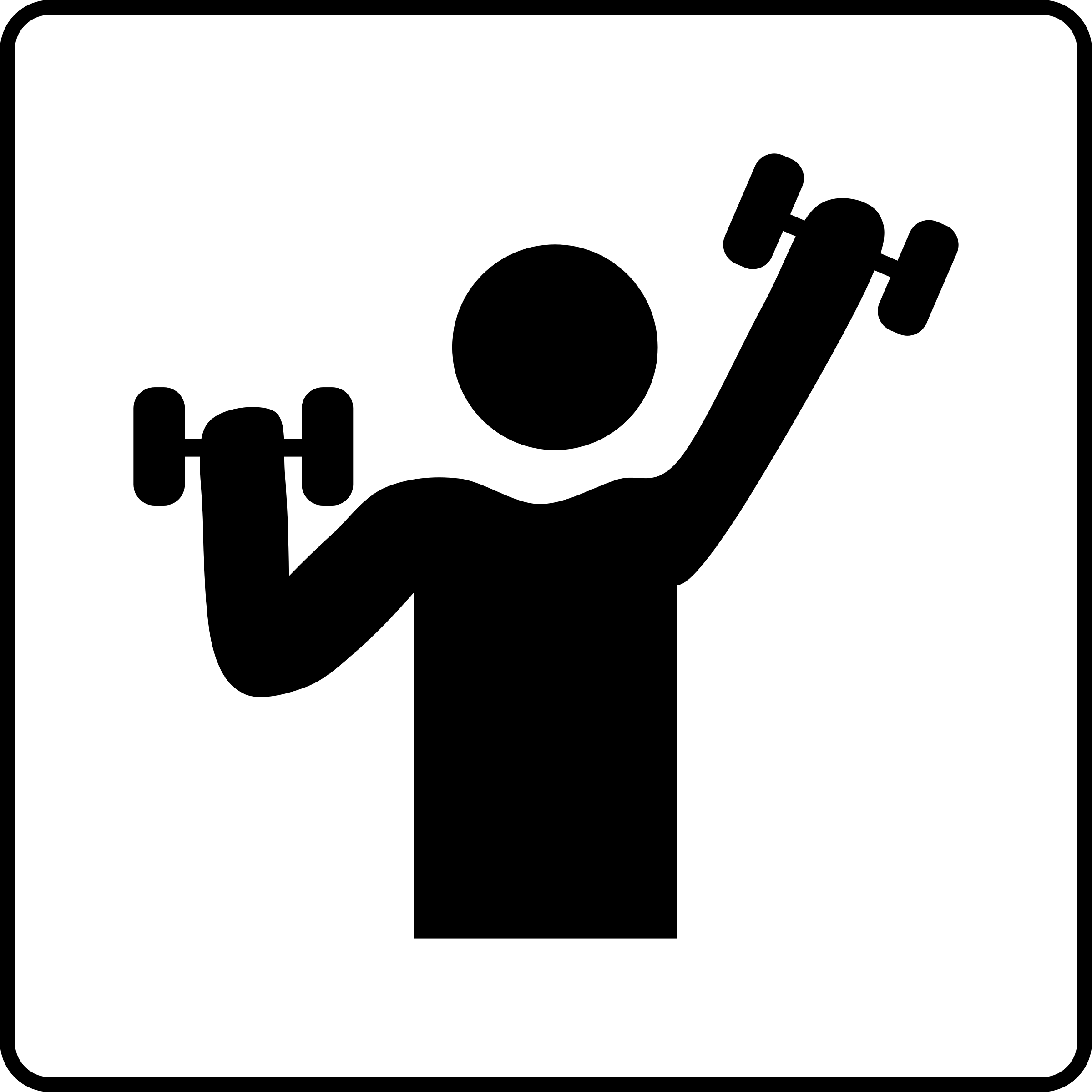Gym Png Black And White & Free Gym Black And White.png Transparent.