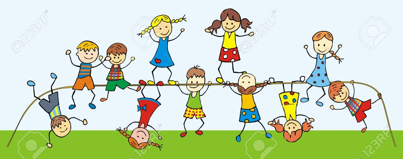 Kids gym clipart 2 » Clipart Station.
