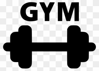 Gym Dumbell Svg Png Icon Free Download.