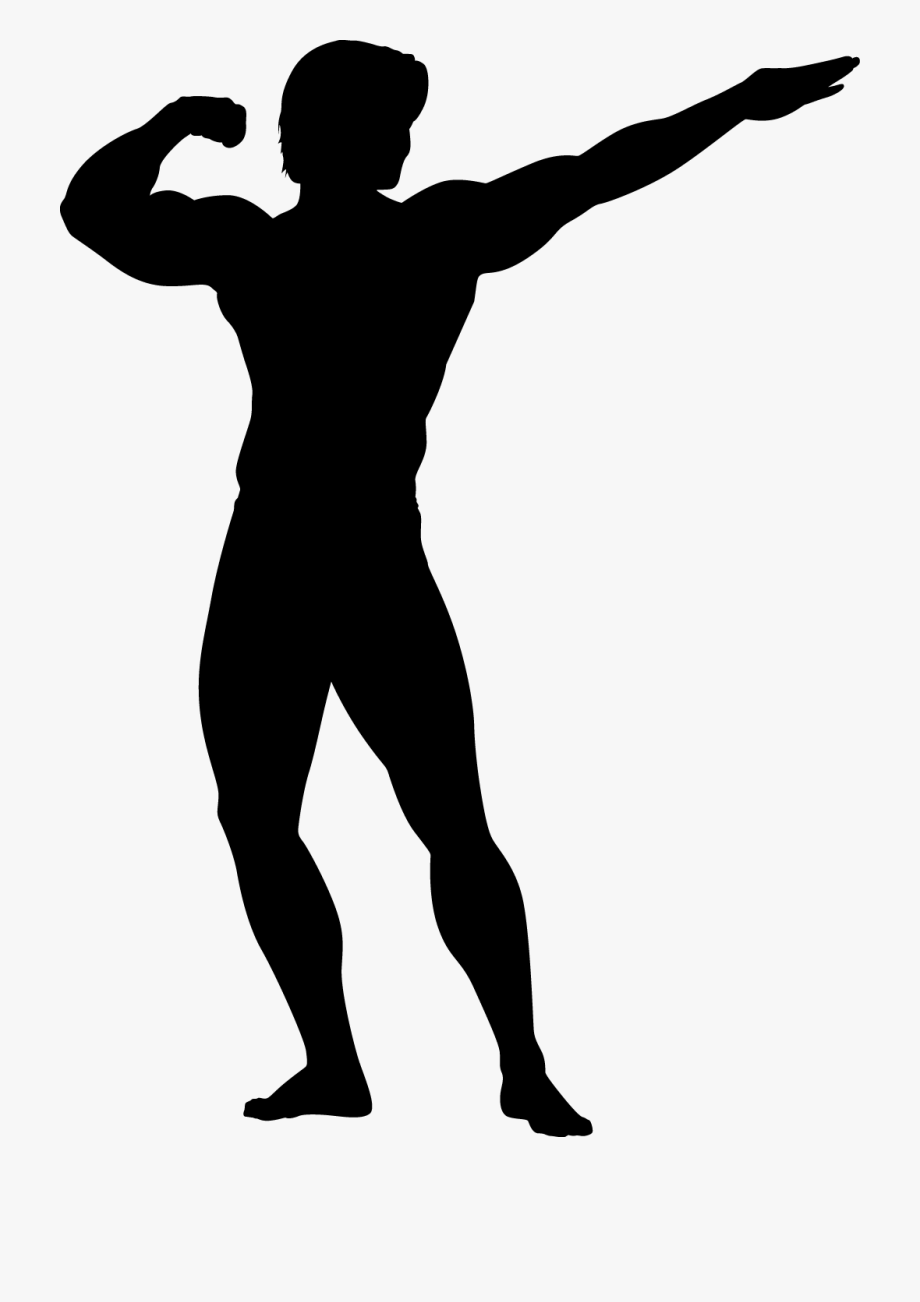 Body Building Png.