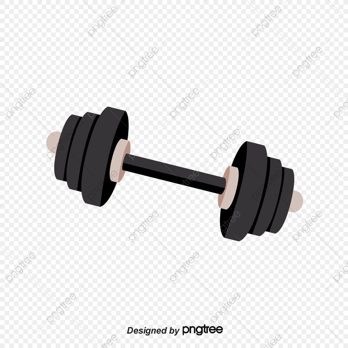 Gym Vector Material, Treadmill, Dumbbell, Fitness PNG and Vector.