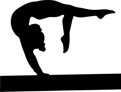 Gallery For > Gymnastics Clipart Images.