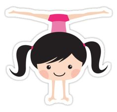 Free Girl Gymnastics Cliparts, Download Free Clip Art, Free.