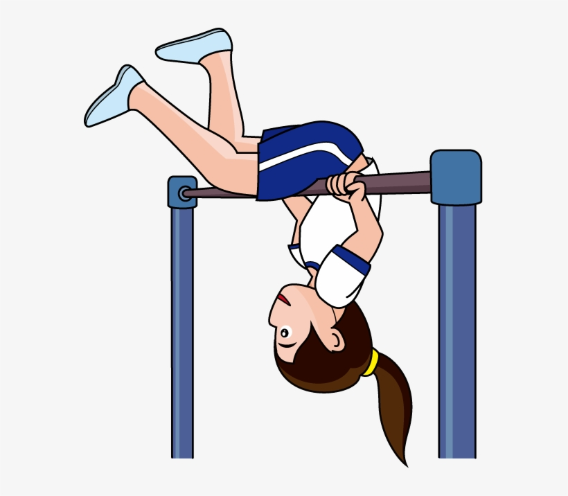 Gymnastics Clipart Tumbling Free Images.