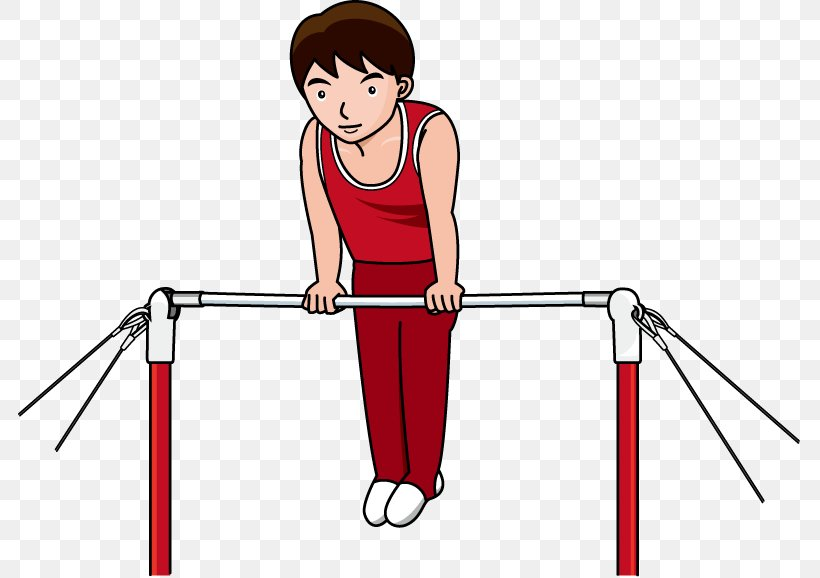 Artistic Gymnastics Uneven Bars Horizontal Bar Clip Art, PNG.