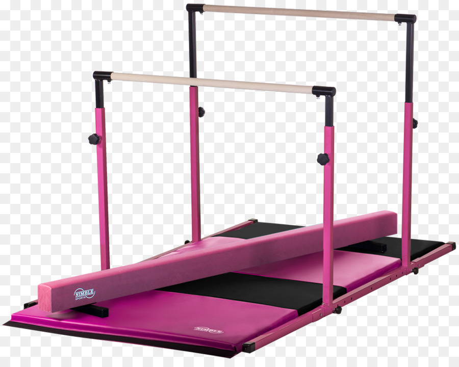 gymnastics bars for home clipart Parallel bars Mat.