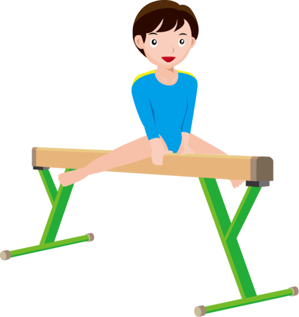 Free gymnastics clipart clipart free to use clip art resource.