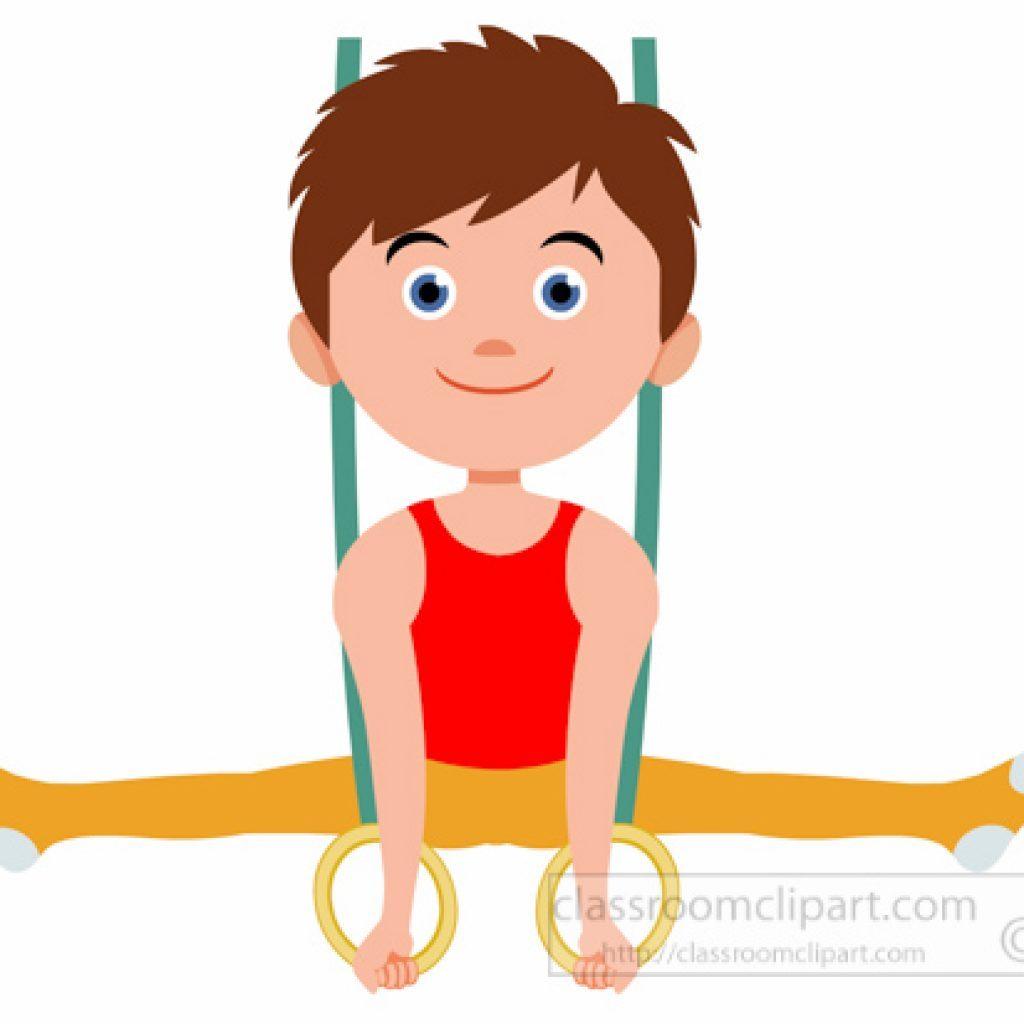 Free gymnastics clipart kids 7 » Clipart Portal.
