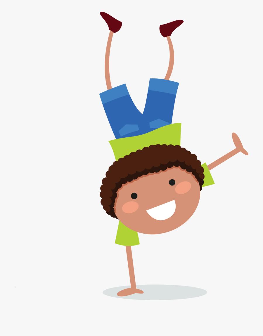 Kids Gymnastics Clipart , Free Transparent Clipart.