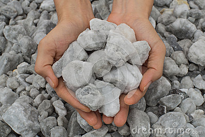 Gypsum Stock Image.