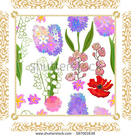 Hyacinth Stock Photos, Royalty.