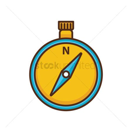 Free Gyro Compass Stock Vectors.