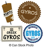 Gyro Illustrations and Clipart. 748 Gyro royalty free.