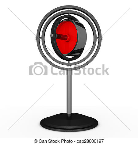 Stock Photographs of Gyroscope.