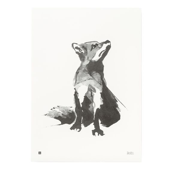 Foxes, Poster and Finland on Pinterest.