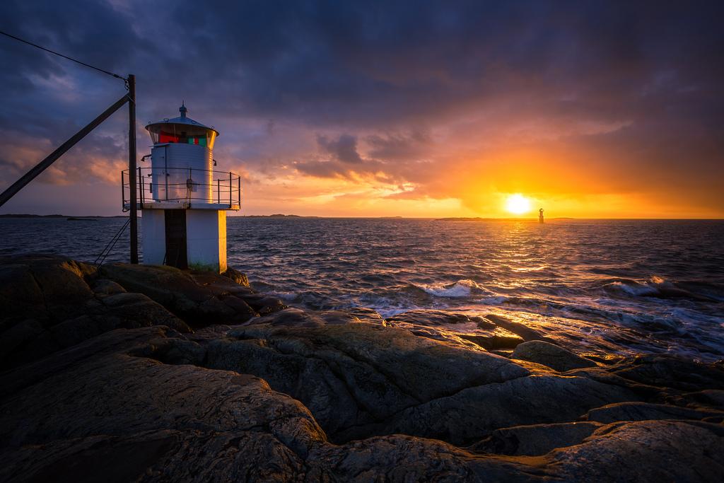 Hönö Klåva Lighthouse.