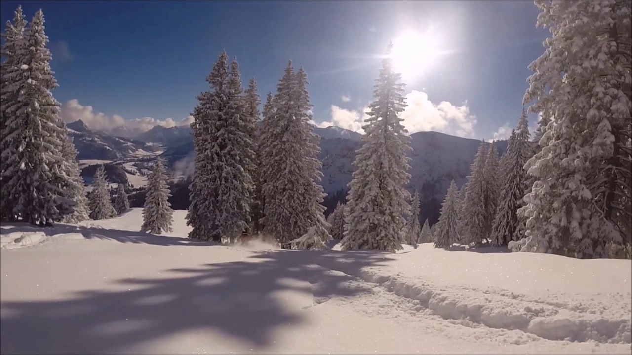 Wertacher Hörnle (Allgäuer Alpen) 6.1.2017.