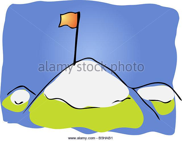 Mountaintop Flag Stock Photos & Mountaintop Flag Stock Images.