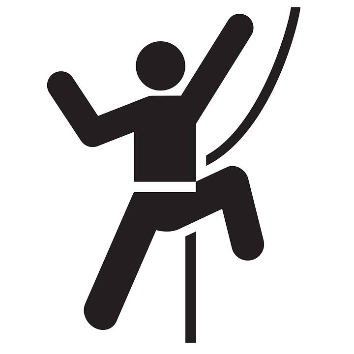 Free vector graphic: Climber, Follow, Rope, Save, Sport.